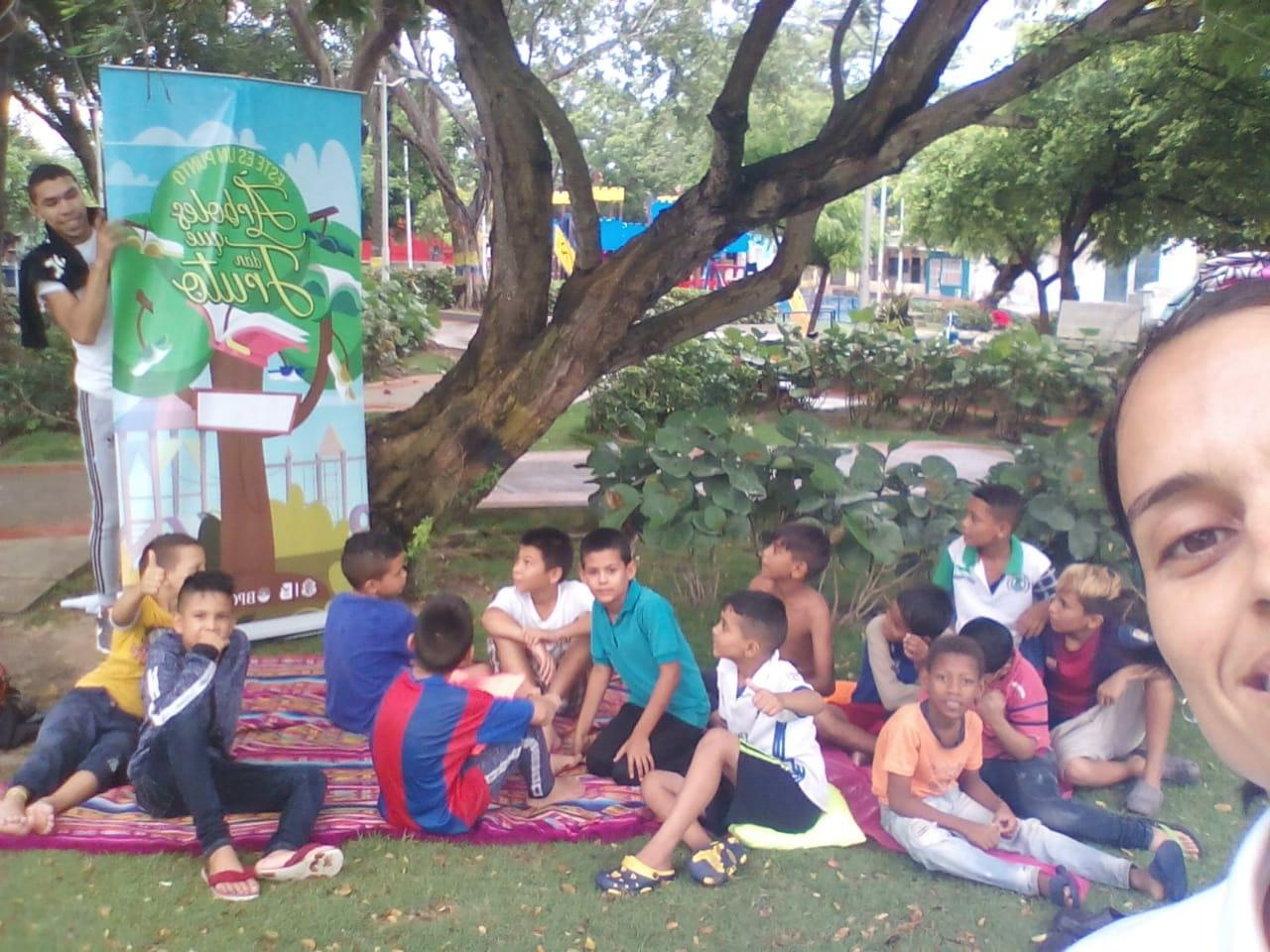 Parque Almendra