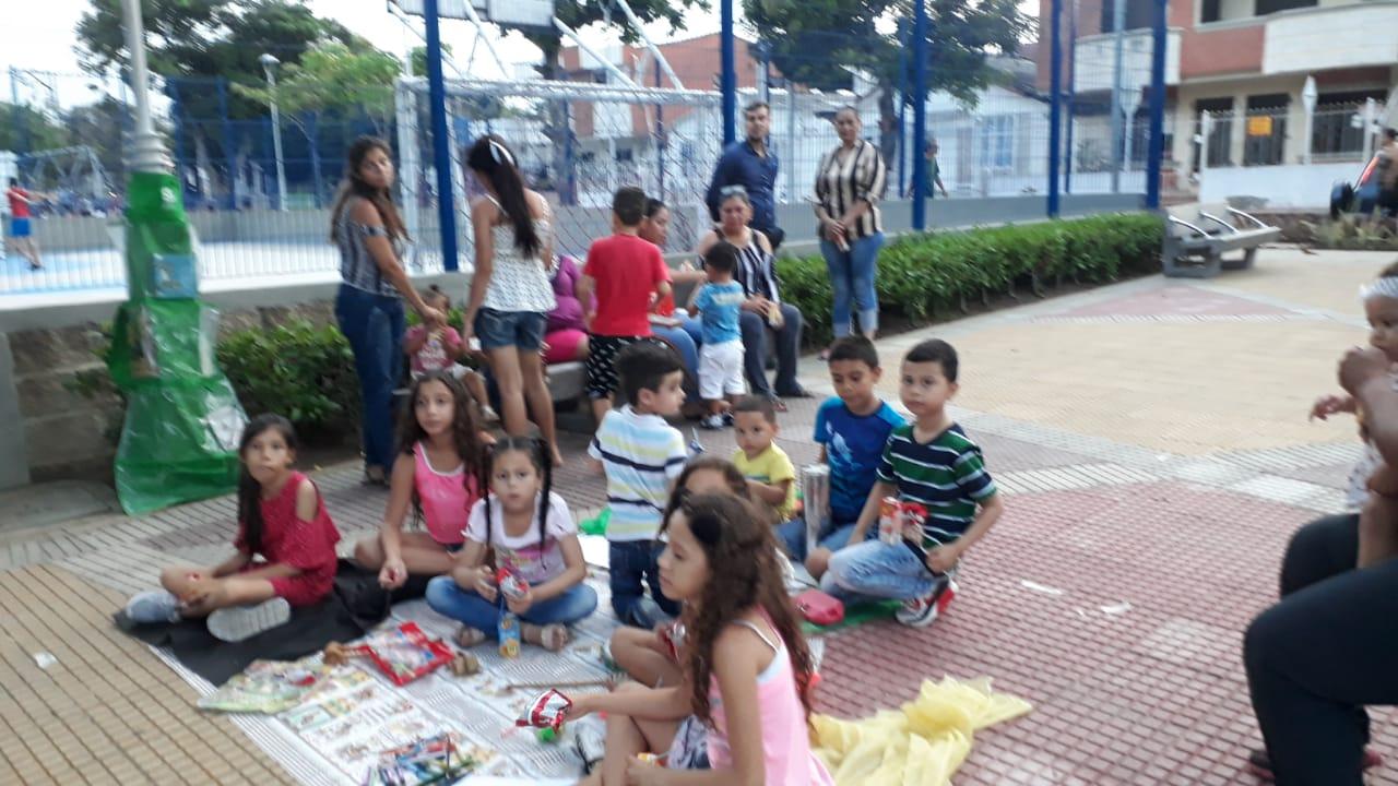 Parque El Carmen