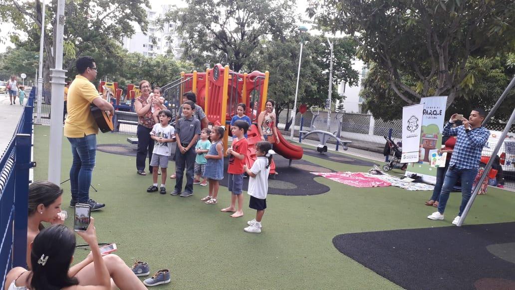 Parque El Recreo (Boulevard de la 41)
